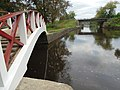 Набережные Цны, Тверецкого и Цнинского каналов. Вид с моста через Обводной канал. Вышний Волочёк.jpg