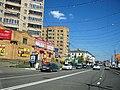 На пересечении улицы Гагарина и Ленинградского шоссе (Клин).jpg