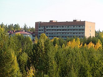 "Ust-Ilimsky District - ""Rus"" Resort in Ust-Ilimsky District"