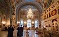 Осмотр итогов реставрации церкви Святых Мучеников Флора и Лавра на Зацепе (8).jpg
