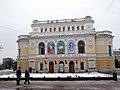 Россия, Нижний Новгород, Нижегородский район, ул.Большая Покровская,13, площадь Театральная - panoramio.jpg