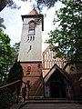 Серафимовская церковь (бывш. кирха), улица Маяковского, 14, Светлогорск.jpg