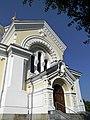 Спасо-Преображенський собор, бічний вхід.jpg