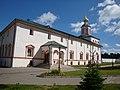 Трапезная с церковью Богоявления ( Валдай, о. Сельвицкий на оз. Валдайском).JPG