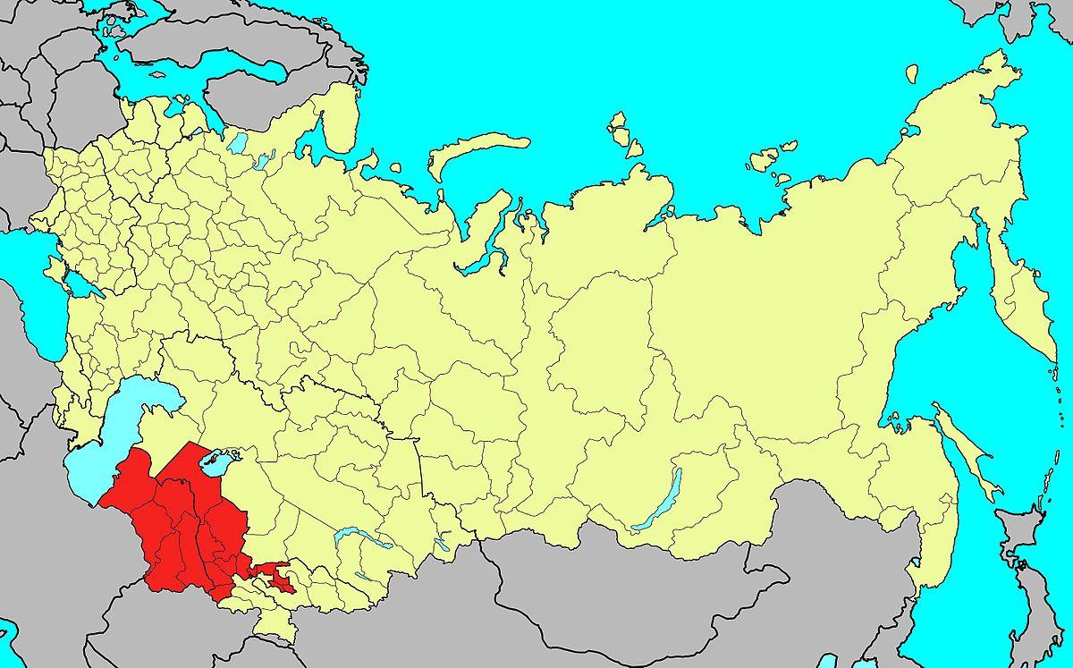 Туркестанский военный округ — Википедия db3e5c45748