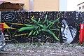 Ул.Весенняя,5, роспись стены, 09.11.2011 - panoramio.jpg