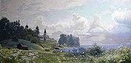 Ферапонтов-монастырь-холст-