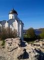 Церковь Георгия. Вид с южной стороны.jpg
