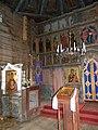 Церковь Успения Пресвятой Богородицы (внутреннее убранство, левый клирос).JPG