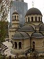 Шовковична 39 , 1 фундаменти церкви Михаїла DSCF5912.JPG