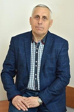 Микола Шот, квітень 2017