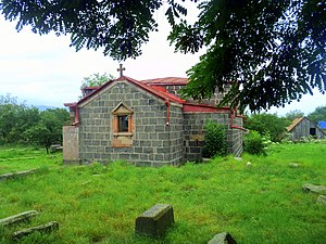 Lori Province - The 7th-century Saint Gregory Church of Dsegh