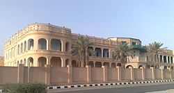 King Abdul Aziz Al-Kharj Castle in Al-Kharj
