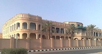 Al-Kharj - King Abdul Aziz Al-Kharj Castle in Al-Kharj