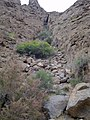 گسلي در دره آب پلنگ - panoramio.jpg