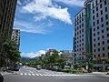 中廣松江大樓前方街景 20080804.jpg