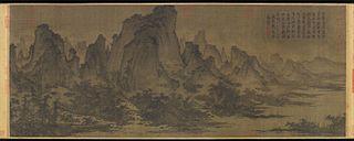 Chinese painter