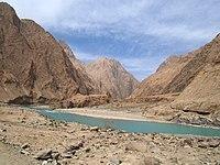 叶尔羌河 - Yarkand River - 2015.04 - panoramio (1).jpg