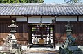 火雷神社拝殿 Front shrine of Honoikazuchi-jinja 2014.3.28 - panoramio.jpg