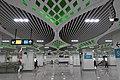 绿汀路站站厅, 2020-04-24.jpg