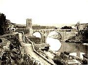 001 Alcantara - the roman bridge