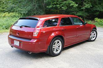 Dodge Magnum - 2005 Dodge Magnum RT (US)
