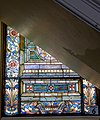 06 Ornamental Window, between 1898-1920, Tiffany Studios - Arlington Street Church - Boston, Massachusetts - DSC06972.jpg