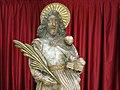 086 Capella de Sant Isidori (Mollerussa), imatge del patró.JPG