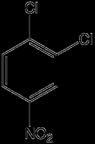 1,2-Dichloro-4-nitrobenzene - Image: 1,2 Dichloro 4 nitrobenzene