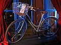 1. Platz, 1. Preis, Regenbogenaktion, Preisausschreiben, Damen-Fahrrad mit Einkaufskorb, Kino im Künstlerhaus, Perlen - Queer Film Festival Hannover, 2012.jpg