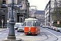 100R33150383 Ring, Bereich Parlament – Stadiongasse, Strassenbahn Linie J, Typ L 545.jpg