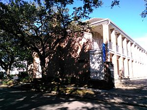 Presbyterian School - School offices at 100 Oakdale