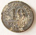 10 Pfennig 1917 zinkpest reverse.jpg