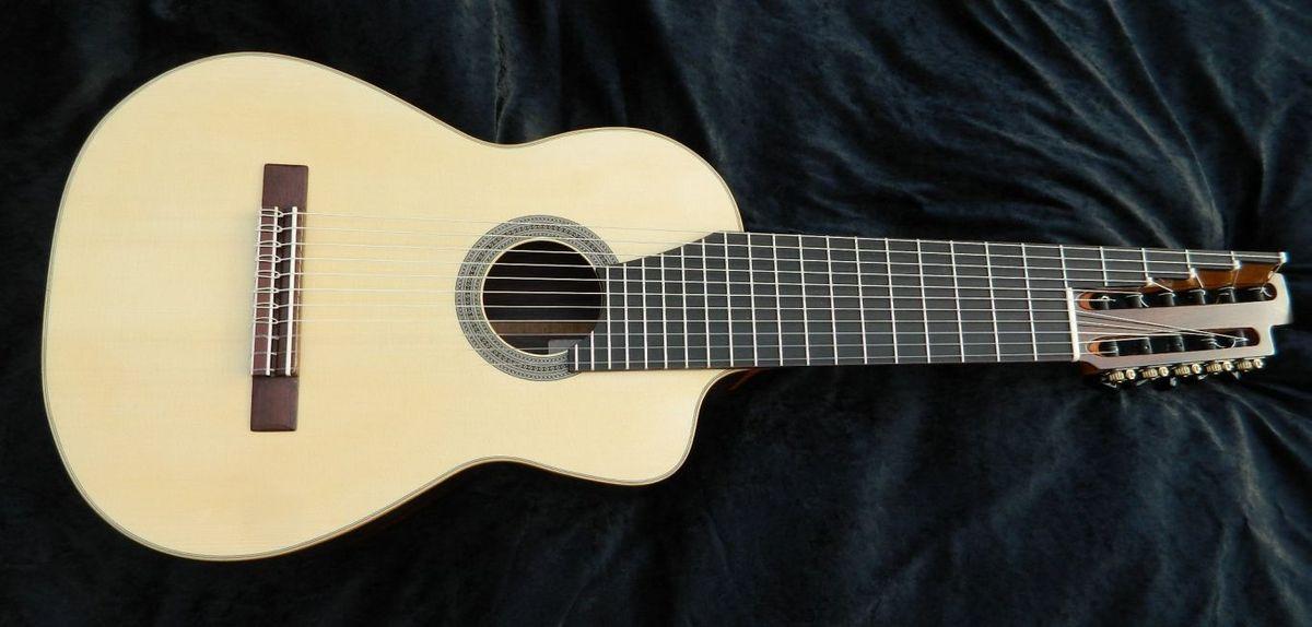 eleven string alto guitar wikipedia. Black Bedroom Furniture Sets. Home Design Ideas