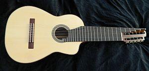 Eleven-string alto guitar - 11-string alto guitar