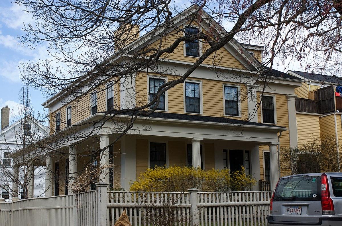 Buildings at 110-112 Inman Street - Wikipedia