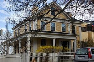 Buildings at 110-112 Inman Street - Image: 110 112 Inman St