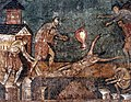 11th century unknown painters - The Martyrdom of St Vincent - WGA19742.jpg