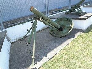 120-PM-43 mortar - 120mm PM-43 mortar