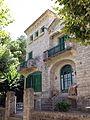 125 Xalet de Sant Jordi, barri del Balneari (Vallfogona de Riucorb), façana nord.jpg