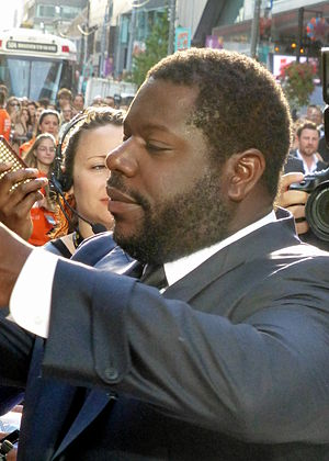 Steve McQueen (director) - McQueen at the premiere of 12 Years a Slave at the 2013 Toronto Film Festival