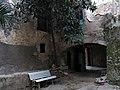 141 Cal Morgades (Llorenç del Penedès), pati.JPG