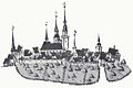 1682 Stadtbild Kiesersche Forstkarte Web.jpg