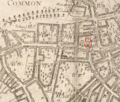 1743 ProvinceHouse Boston map WilliamPrice.png