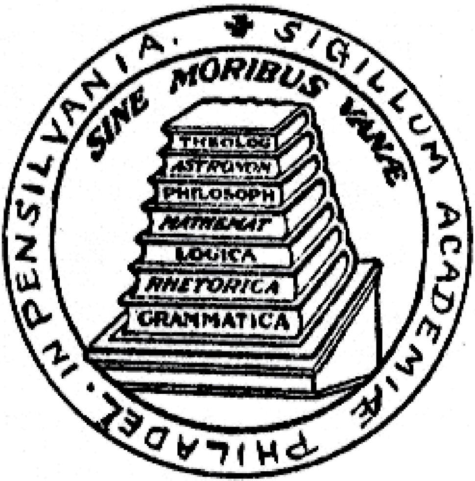 1757 UPenn Seal