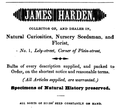 1846 Harden advertisement Cape Town.png