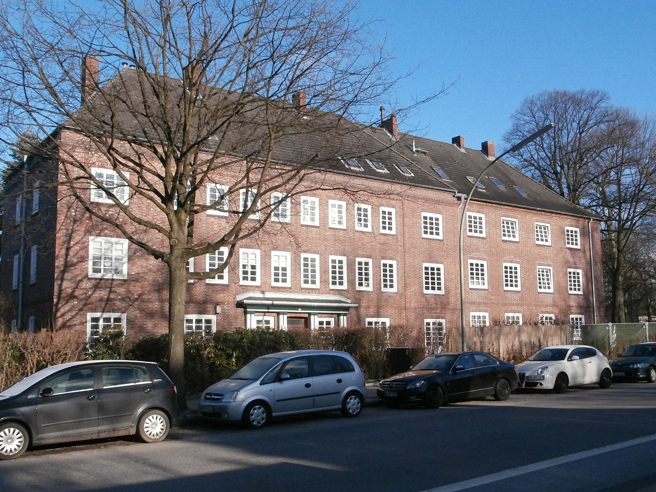 Bernadottestraße