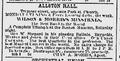 1861 AllstonHall BostonEveningTranscript March22.png