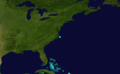 1861 Atlantic tropical storm 7 track.png