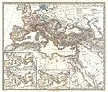 1865 Spruner Map of the Roman Empire under Diocletian - Geographicus - ImperiumRomanumDiocletian-spruner-1865.jpg